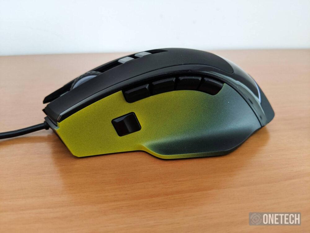 ESG M5 Triforce, el ratón gaming 3 en 1 de Energy Sistem 11