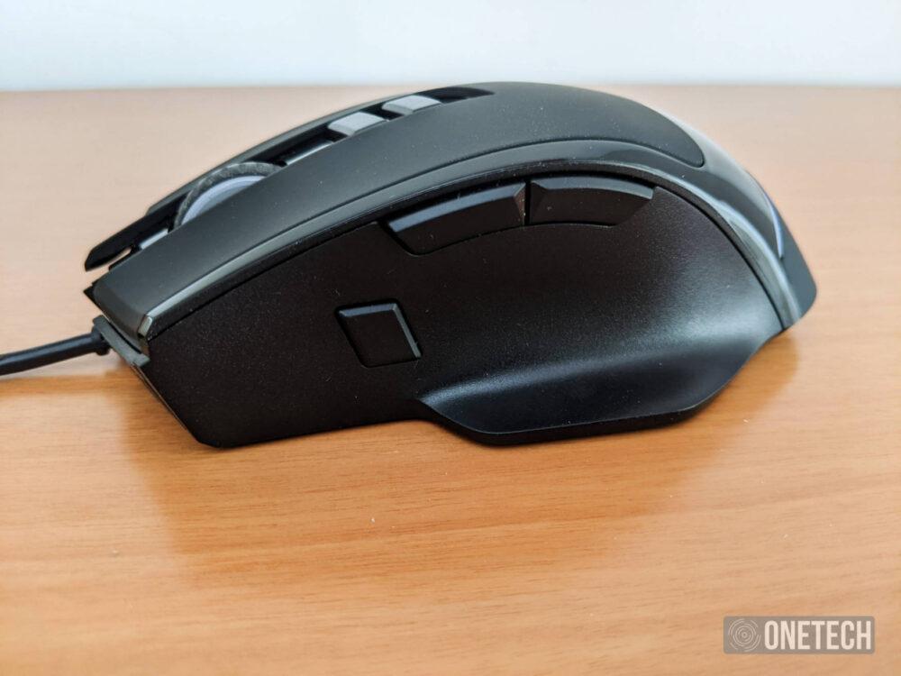 ESG M5 Triforce, el ratón gaming 3 en 1 de Energy Sistem 10