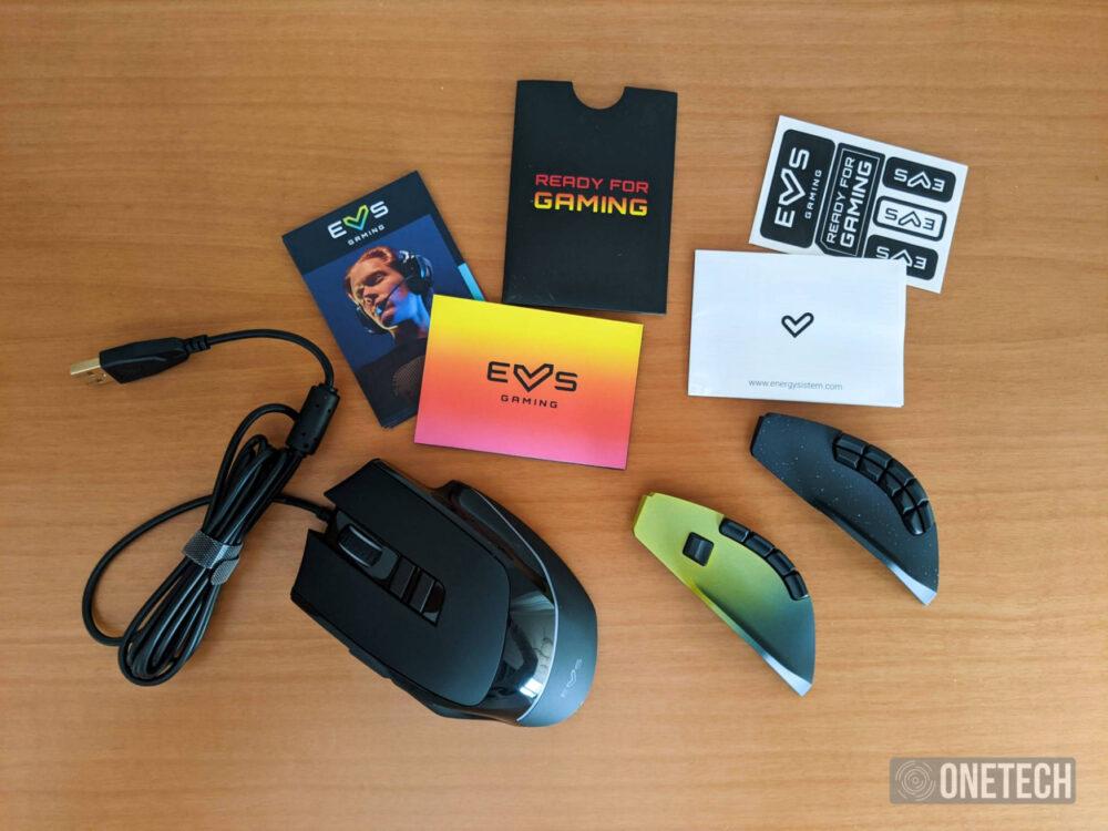 ESG M5 Triforce, el ratón gaming 3 en 1 de Energy Sistem 3