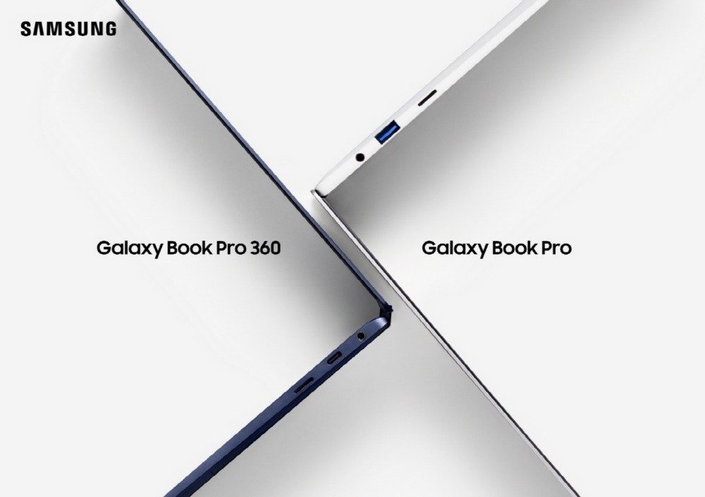 Samsung Galaxy Book Pro y Galaxy Book Pro 360: pantalla AMOLED y procesadores Intel de 11 Gen 1