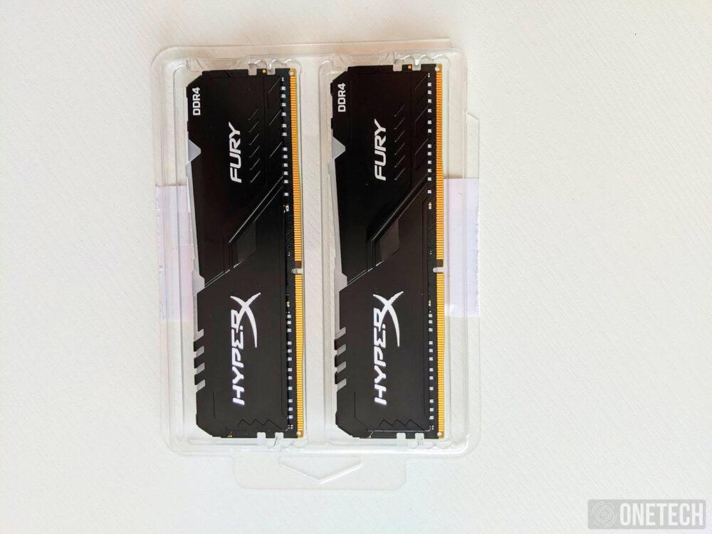 HyperX FURY DDR4 RGB 3600Mhz - Análisis 3