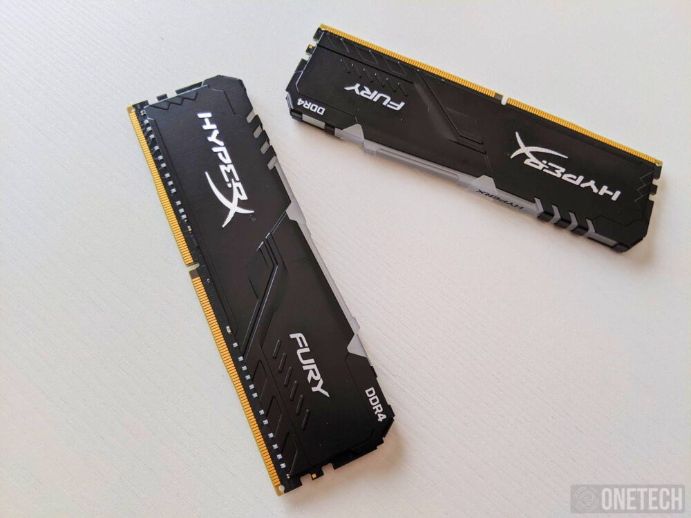 HyperX FURY DDR4 RGB 3600Mhz - Análisis 17