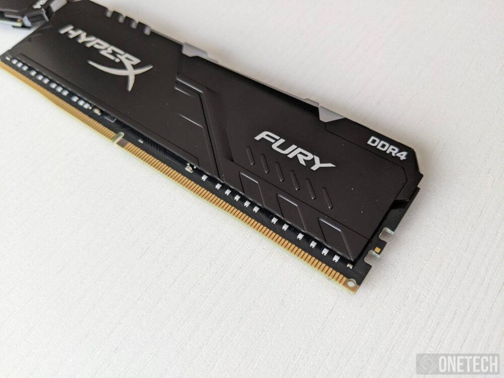 HyperX FURY DDR4 RGB 3600Mhz - Análisis 16