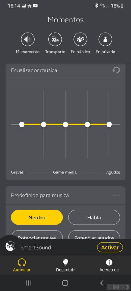 Jabra Elite 85h, auriculares inalámbricos con cancelación de ruido activa - Análisis 18