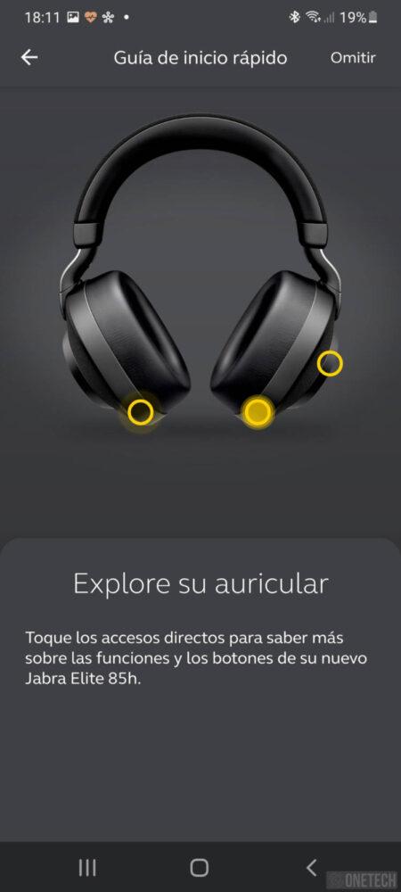 Jabra Elite 85h, auriculares inalámbricos con cancelación de ruido activa - Análisis 21