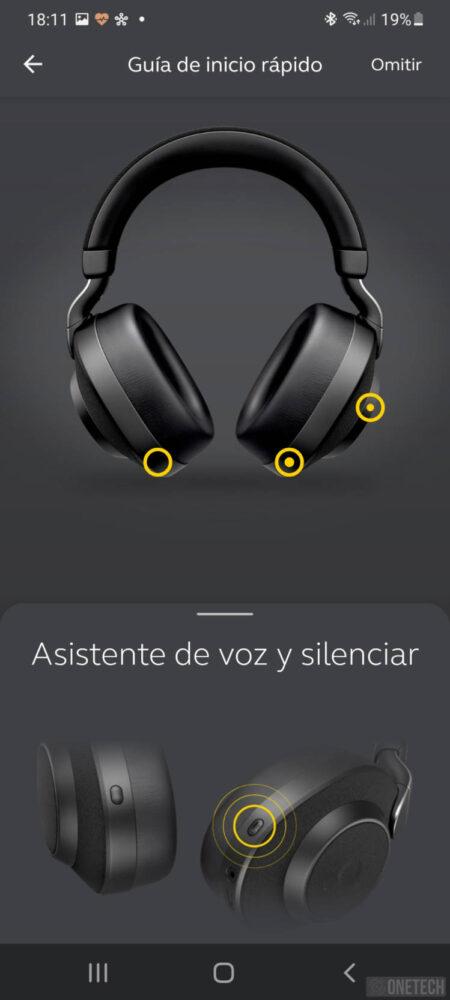 Jabra Elite 85h, auriculares inalámbricos con cancelación de ruido activa - Análisis 20