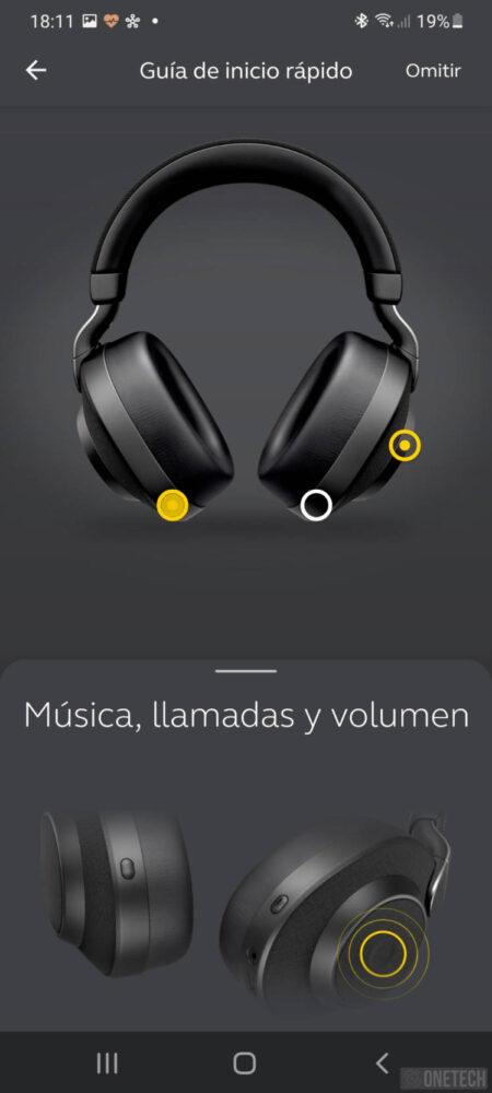 Jabra Elite 85h, auriculares inalámbricos con cancelación de ruido activa - Análisis 19