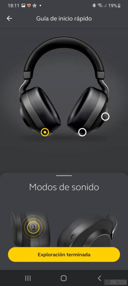 Jabra Elite 85h, auriculares inalámbricos con cancelación de ruido activa - Análisis 15