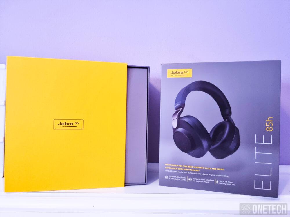Jabra Elite 85h, auriculares inalámbricos con cancelación de ruido activa - Análisis 45