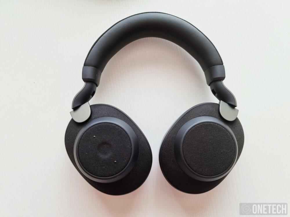Jabra Elite 85h, auriculares inalámbricos con cancelación de ruido activa - Análisis 3