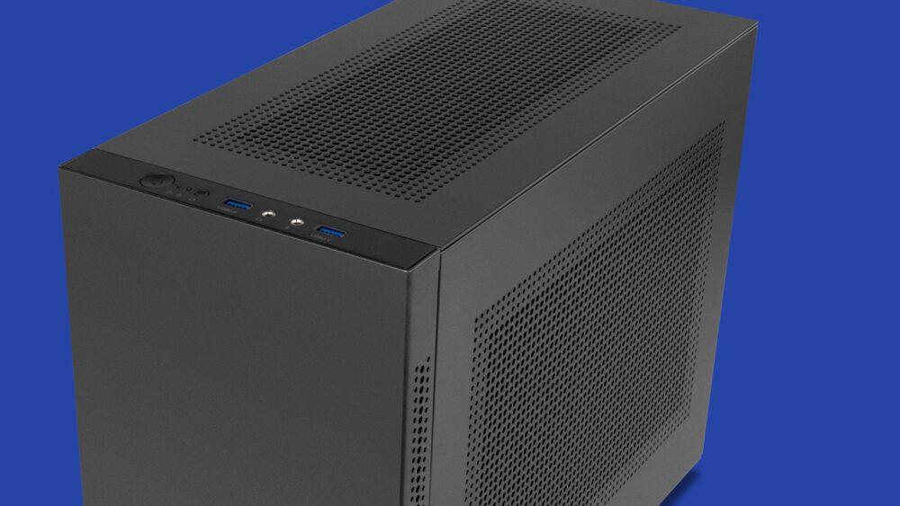 Hummer Vault, la nueva caja Micro-ATX y Mini-ITX de Nox 1