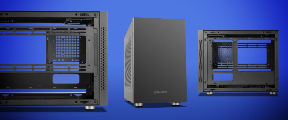 Hummer Vault, la nueva caja Micro-ATX y Mini-ITX de Nox 3
