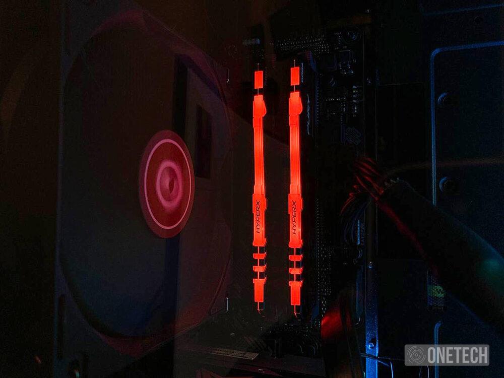 HyperX FURY DDR4 RGB 3600Mhz - Análisis 15
