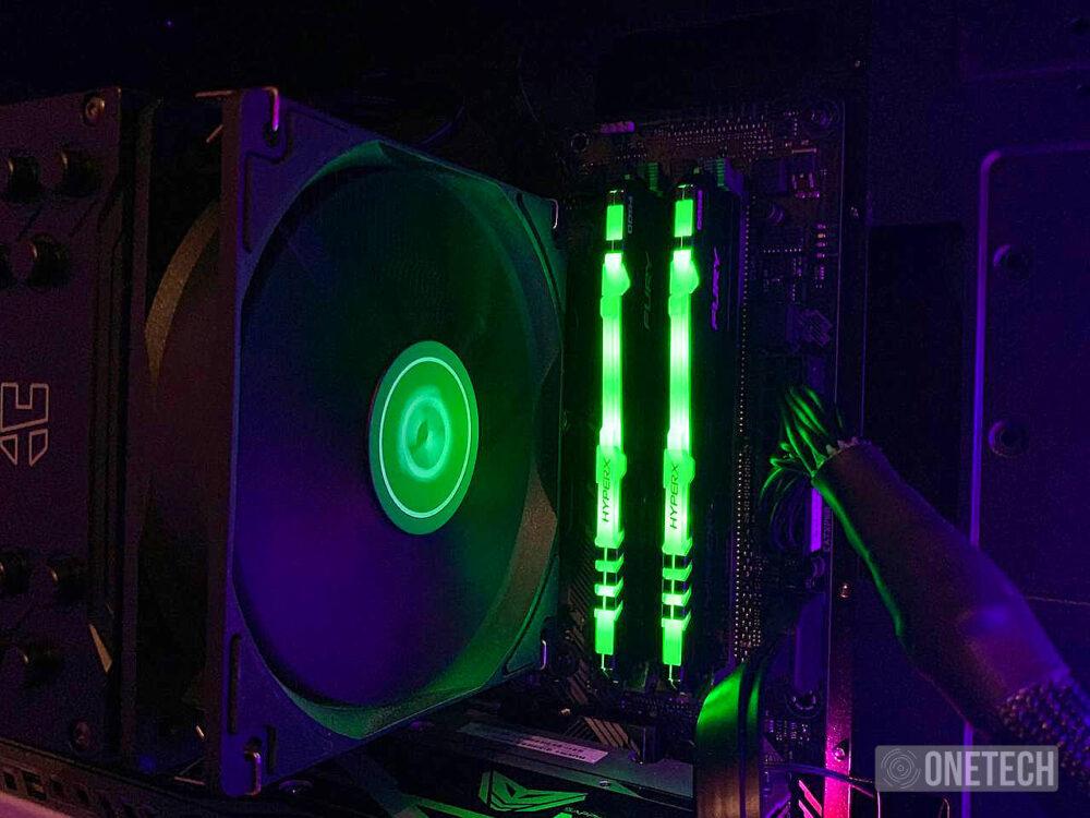 HyperX FURY DDR4 RGB 3600Mhz - Análisis 14