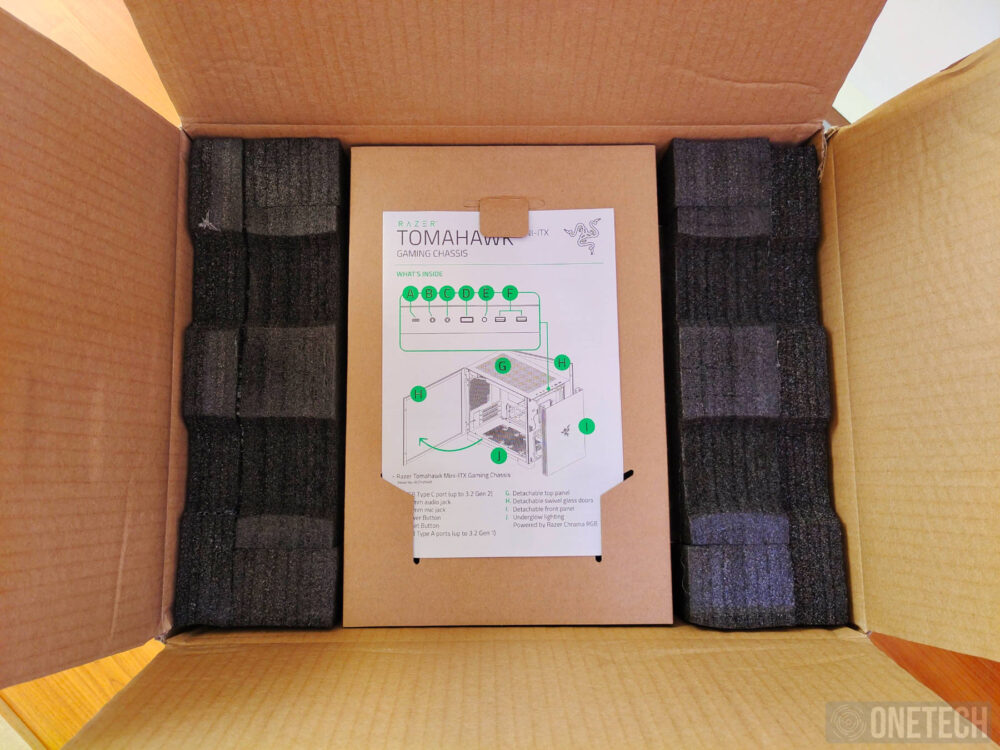 Razer Tomahawk Mini-ITX - Análisis 13