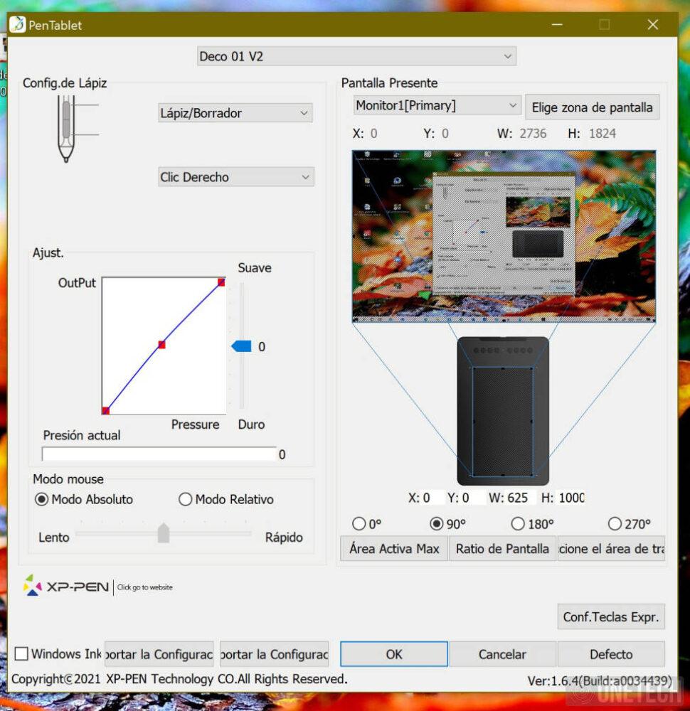 XP-PEN Deco 01 V2, una tableta gráfica con la que sacar el artista que llevas dentro - Análisis 10