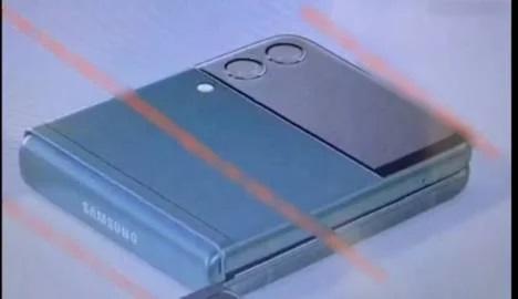 Se filtran imágenes del Samsung Galaxy Z Flip 3 mostrando su nuevo diseño 3