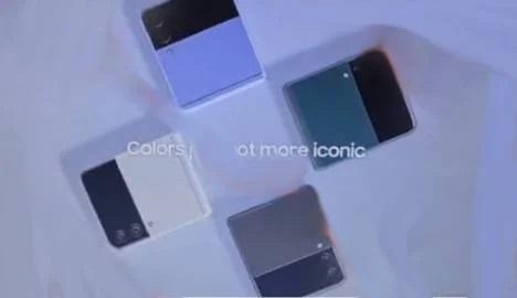 Se filtran imágenes del Samsung Galaxy Z Flip 3 mostrando su nuevo diseño 5