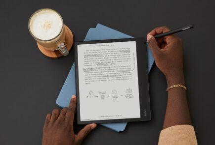 Kobo Elipsa, un eReader para leer pero también para escribir 14