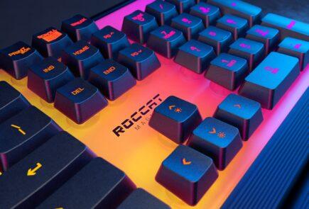 Roccat Magna RBG y Pyro RBG, los nuevos teclados de Turtle Beach 2