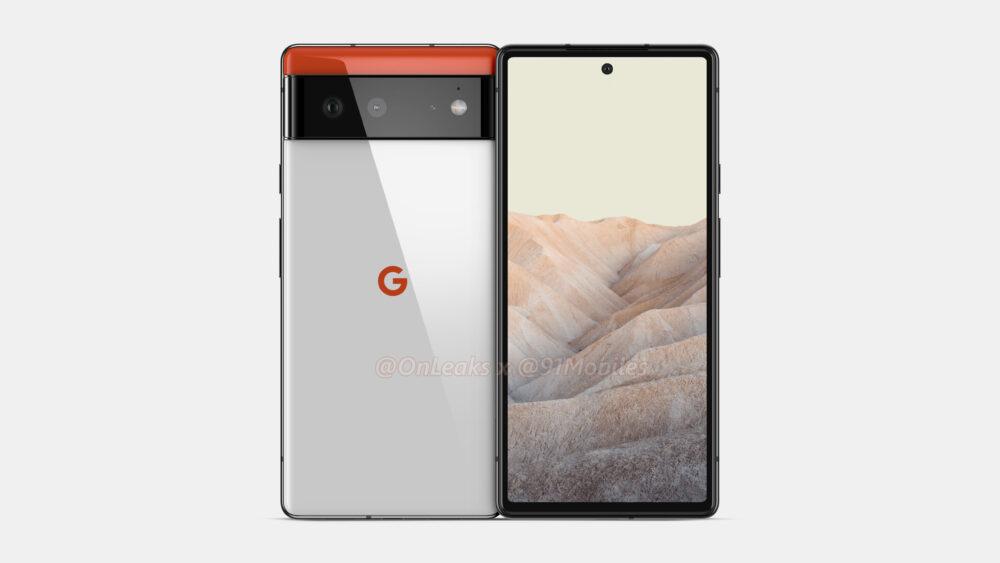 Nuevas imágenes y especificaciones del Google Pixel 6 1