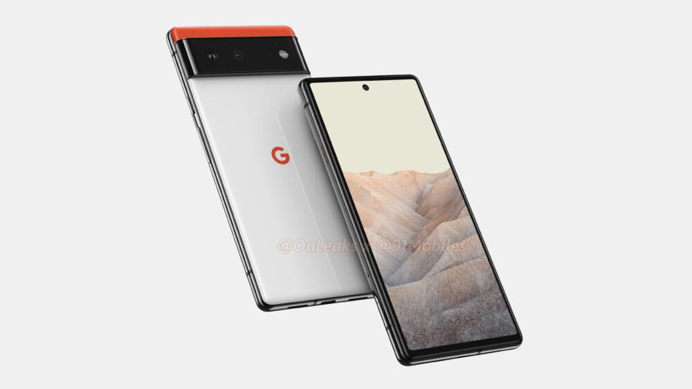 Nuevas imágenes y especificaciones del Google Pixel 6 2