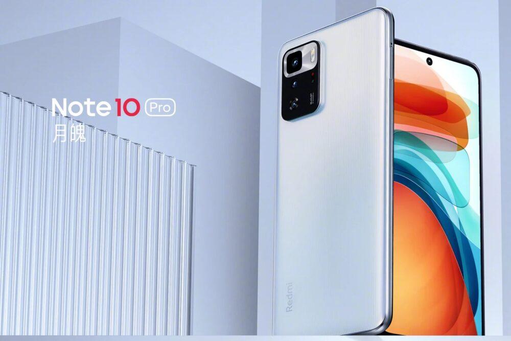 El Redmi Note 10 Pro 5G se presenta más potente y conectado 2
