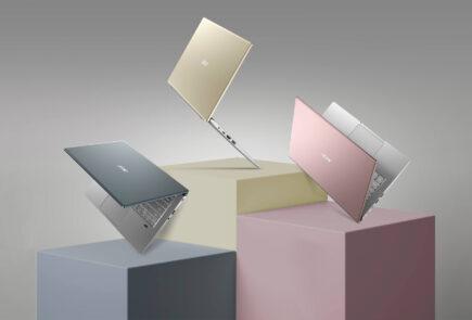 Acer Swift X, ultrafino pero con AMD Ryzen serie 5000 y GeForce RTX 3050 18