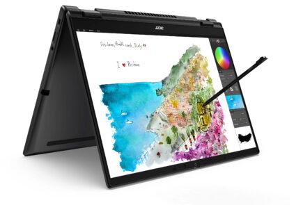 Nueva serie Acer TravelMate P6, los portátiles para profesionales con una larga autonomía 11