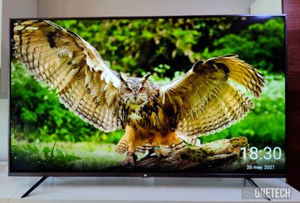 """Xiaomi Mi TV 4S 55"""", un televisor de gran formato y precio ajustado - Análisis 3"""