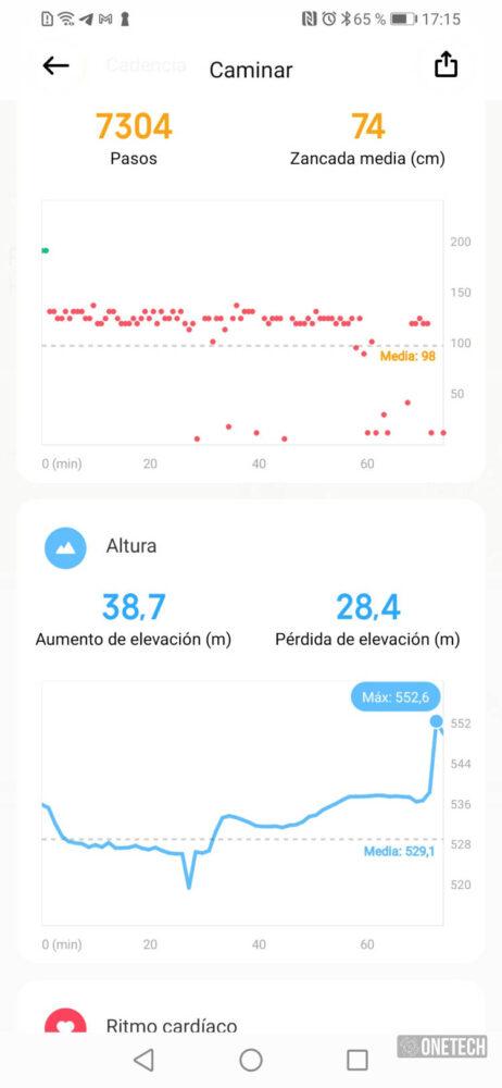 Xiaomi Mi Watch: un aspirante a mejor smartwatch económico - Análisis 14