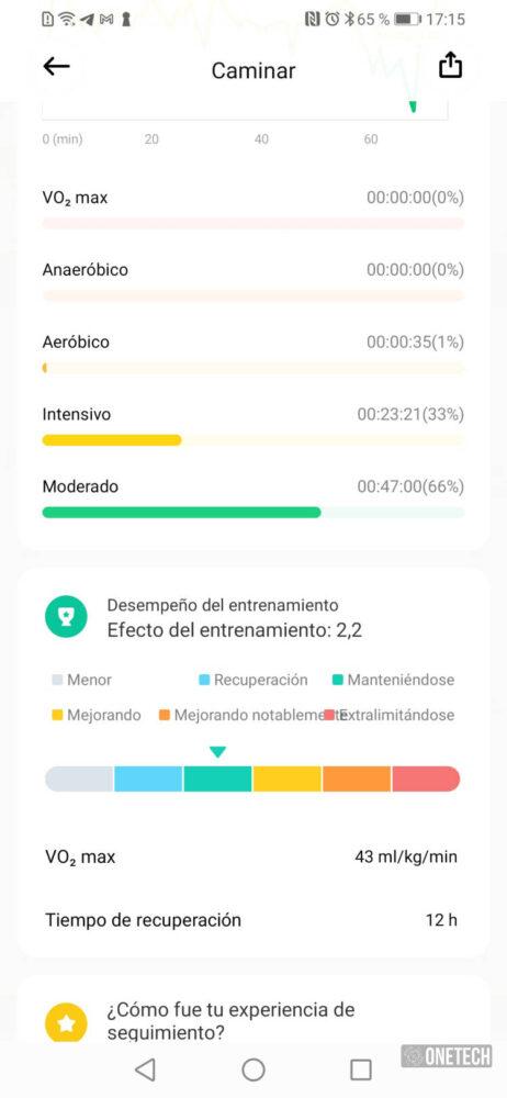 Xiaomi Mi Watch: un aspirante a mejor smartwatch económico - Análisis 15