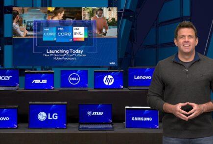 Intel lanza sus procesadores de 11ª Gen con velocidades de hasta 5GHz para