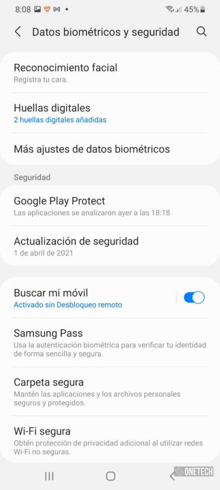 Samsung Galaxy S21 Ultra 5G - Análisis y opinión 38