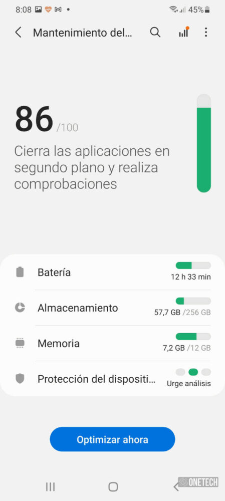 Samsung Galaxy S21 Ultra 5G - Análisis y opinión 13
