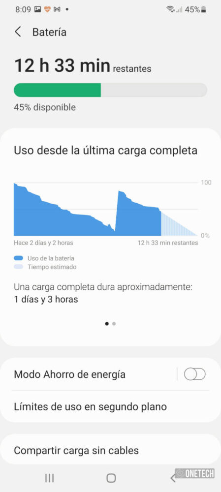 Samsung Galaxy S21 Ultra 5G - Análisis y opinión 12