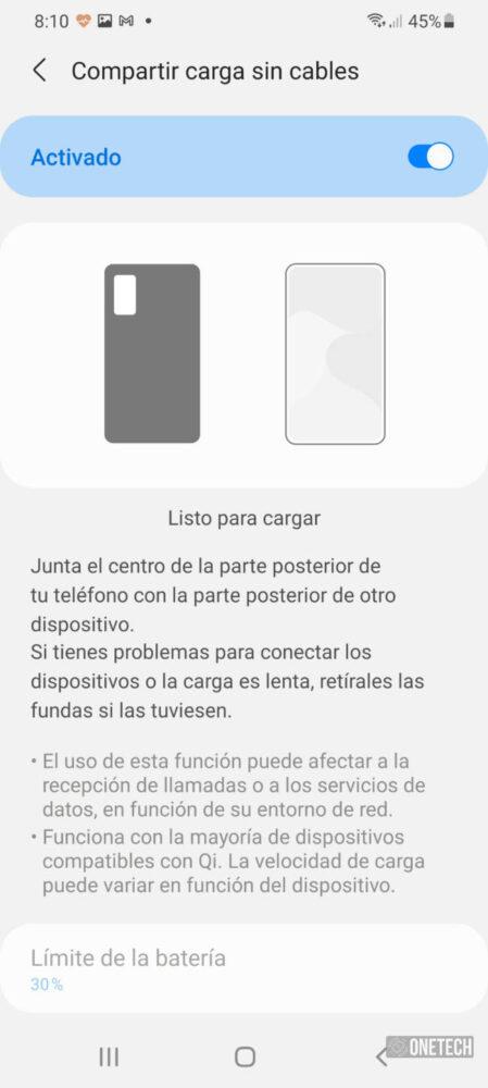 Samsung Galaxy S21 Ultra 5G - Análisis y opinión 43