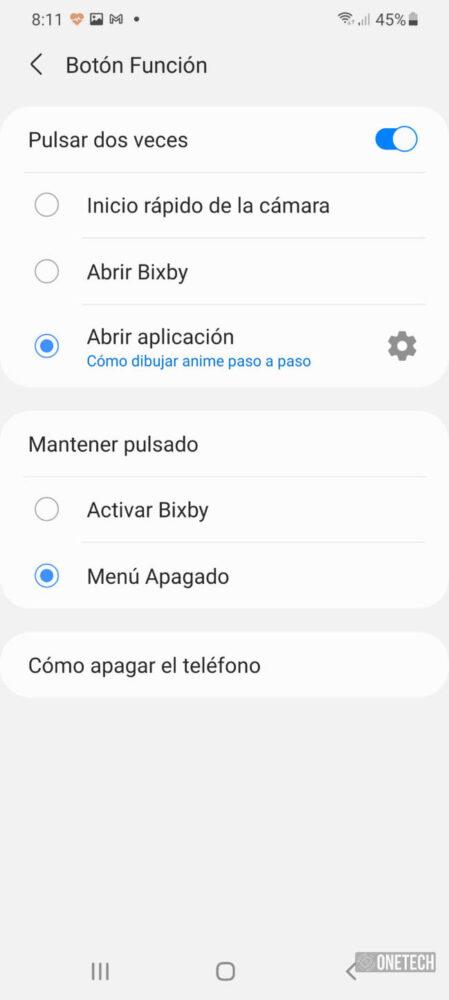 Samsung Galaxy S21 Ultra 5G - Análisis y opinión 46