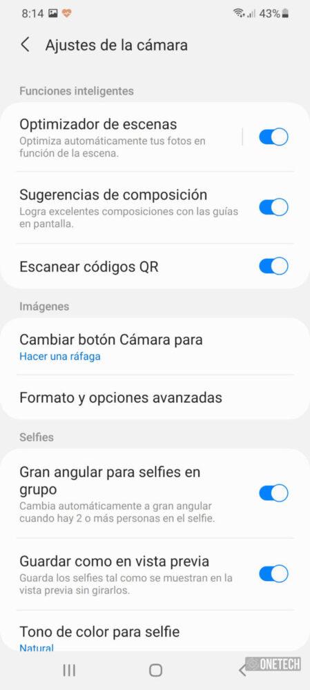 Samsung Galaxy S21 Ultra 5G - Análisis y opinión 52