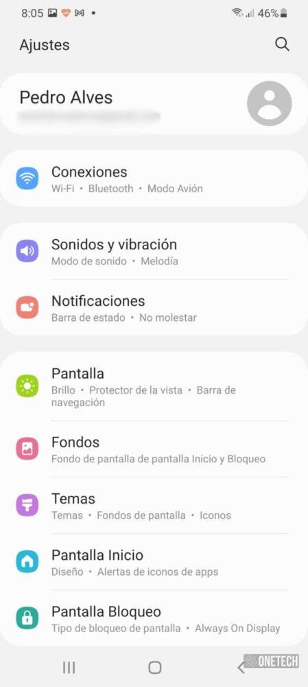Samsung Galaxy S21 Ultra 5G - Análisis y opinión 28