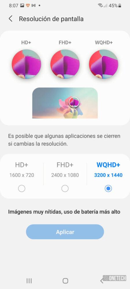 Samsung Galaxy S21 Ultra 5G - Análisis y opinión 9