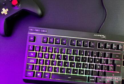 HyperX Alloy Core RGB, un completo teclado gamer por poco dinero - Análisis 4