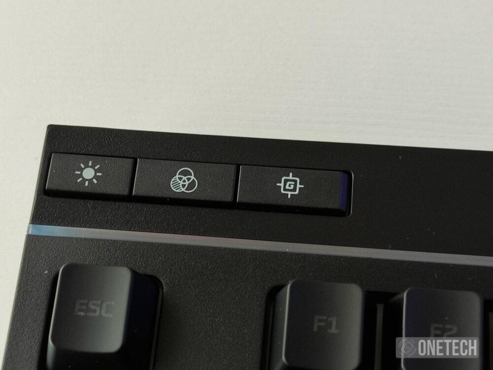 HyperX Alloy Core RGB, un completo teclado gamer por poco dinero - Análisis 23