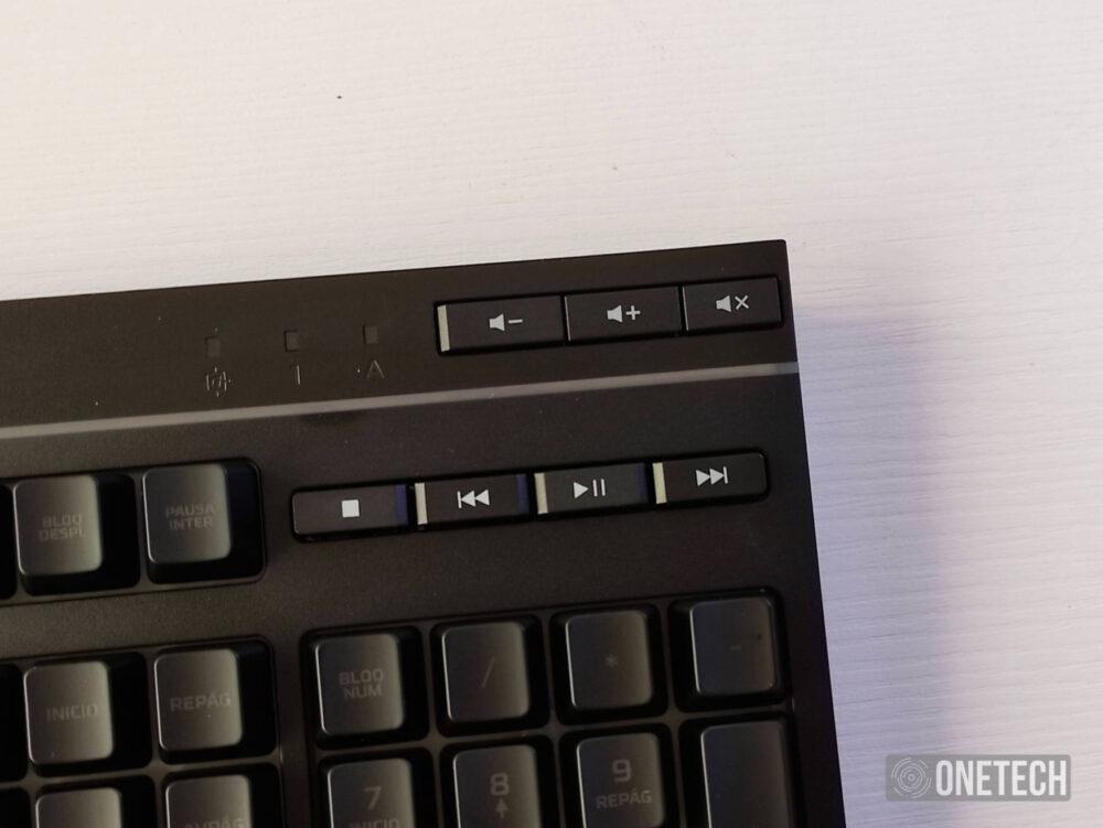 HyperX Alloy Core RGB, un completo teclado gamer por poco dinero - Análisis 22