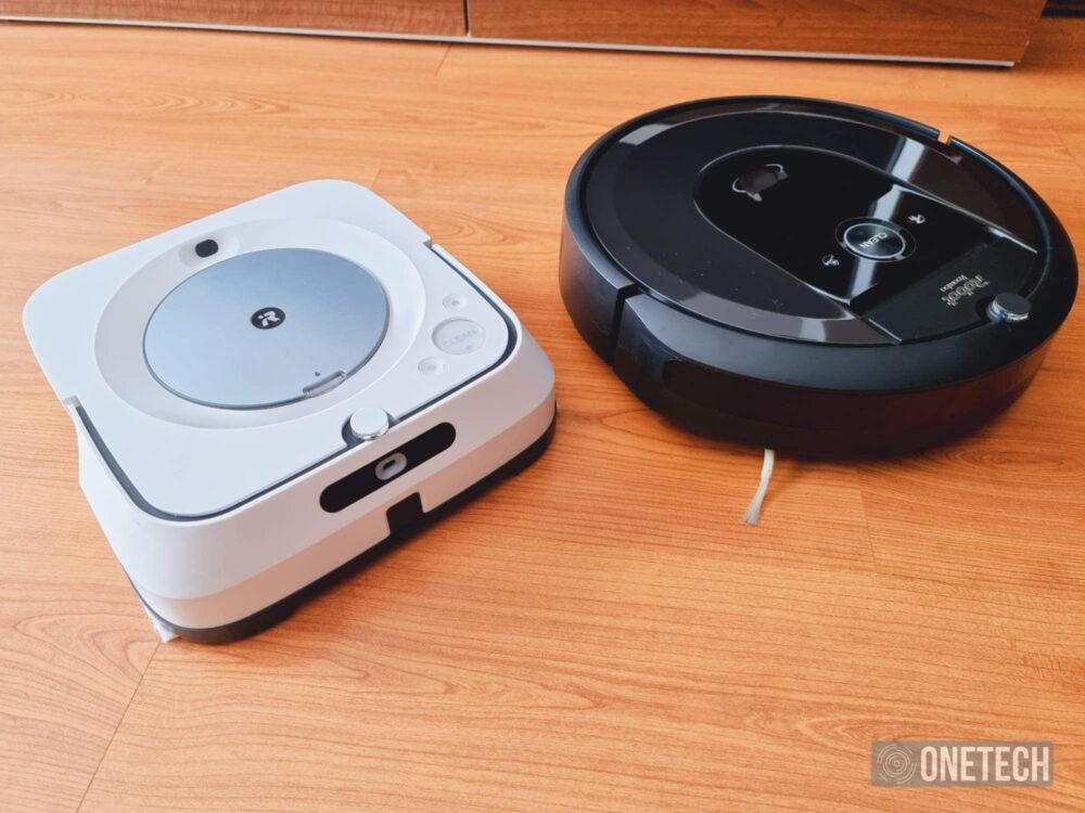 iRobot  Roomba y Braava