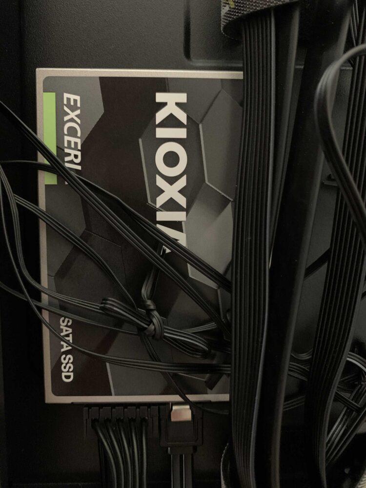 Kioxia Exceria SATA SSD 960 GB - Análisis 4