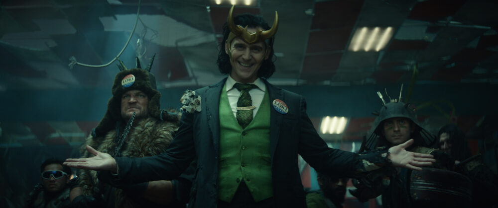 Loki, la nueva serie de Marvel, llegará el 9 de Junio a Disney Plus 1