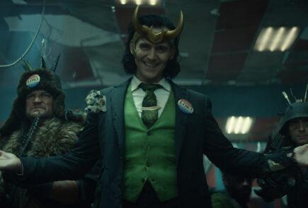Loki, la nueva serie de Marvel, llegará el 9 de Junio a Disney Plus 8