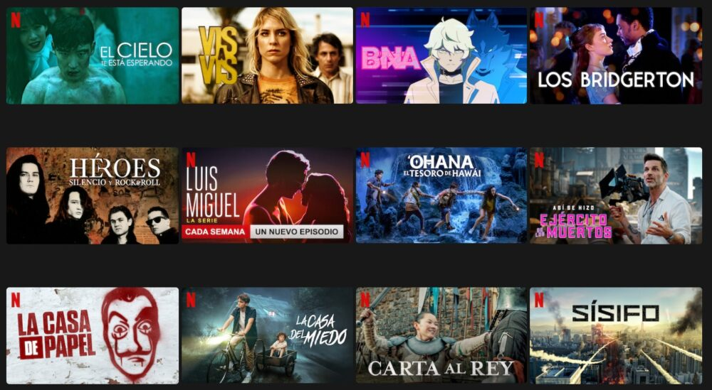 Estrenos en Netflix en la semana del 24 al 30 de Mayo