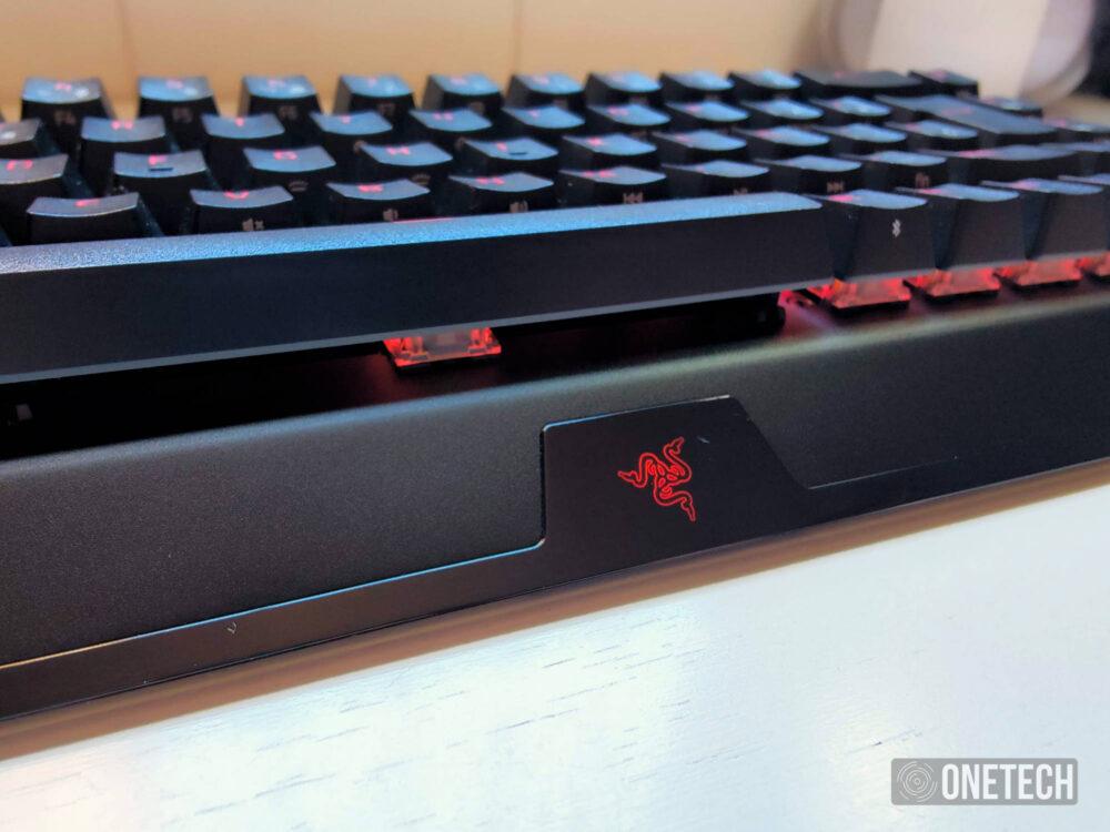 Razer BlackWidow V3 Mini HyperSpeed: teclado compacto e inalámbrico - Análisis 27